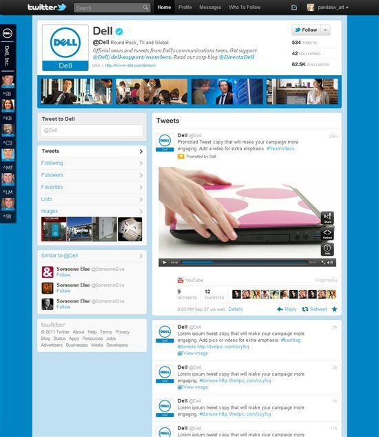 """Twitter announces new features for business profiles """"Enhanced ..."""