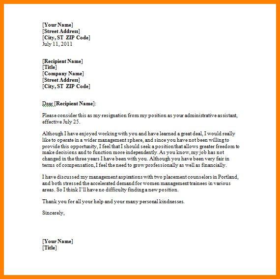 job resignation letter word format | ledger paper