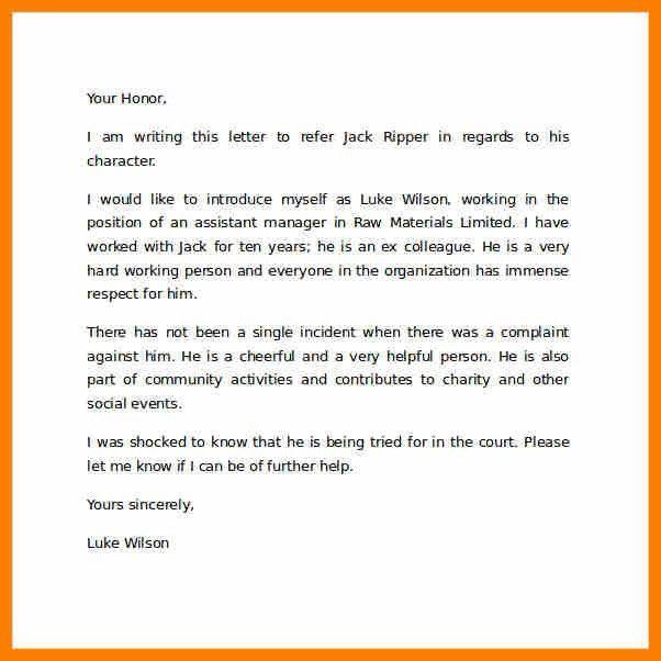 9+ child custody letter sample | science-resume