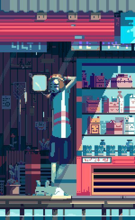 Flower shop by faxdoc on DeviantArt | Illustraciones & Inspiracion ...