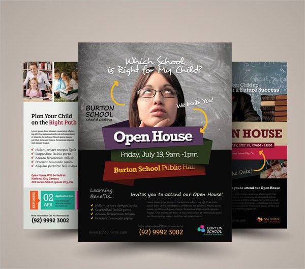 19+ School Flyer Templates - Free PSD, AI, Vector, EPS Format ...