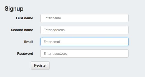 Bootstrap Vertical, Horizontal and Inline Form Example | StackTips