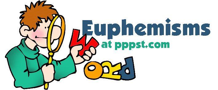 Euphemisms | ReginaJeffers's Blog