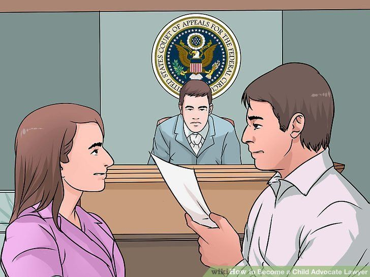 How to Become a Child Advocate Lawyer (with Pictures) - wikiHow