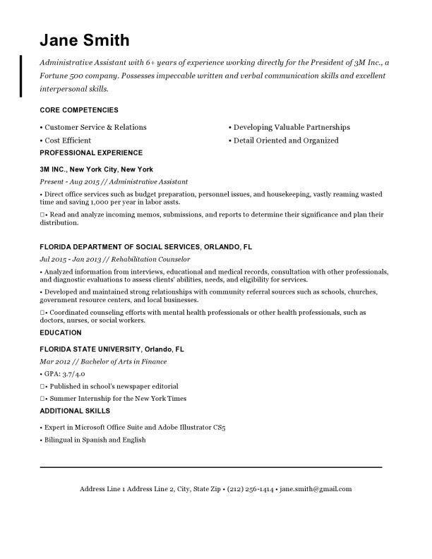 Creative Resume Templates & Downloads | Resume Genius