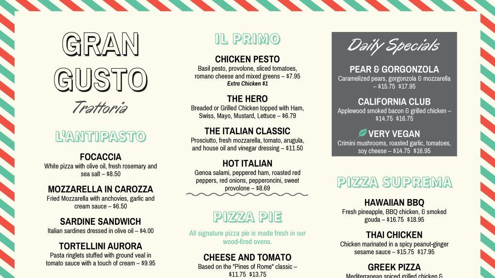 iMenuPro · Restaurant Menu Maker. Design and edit menus online ...