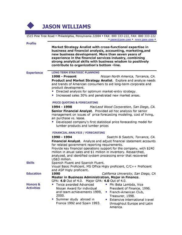 nice inspiration ideas professional resume templates 6 free resume ...