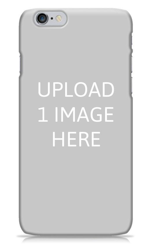 Personalised iPhone 6/6S Case - 1 Image Template