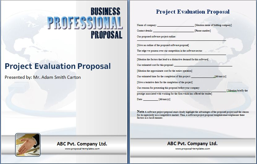 Staff Hiring Proposal Template | Proposal Templates