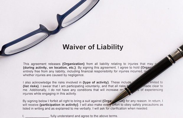 How to do the Liability Waiver Properly - Box Pro Magazine