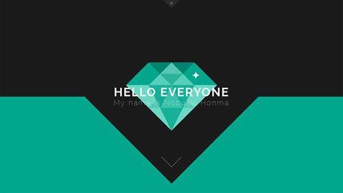 Responsive One Page Website Designs   Web Design   Graphic Design ...
