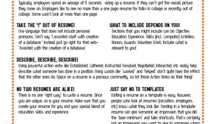 Magnificent Resume Advice Forbes Ideas - Professional Resume ...