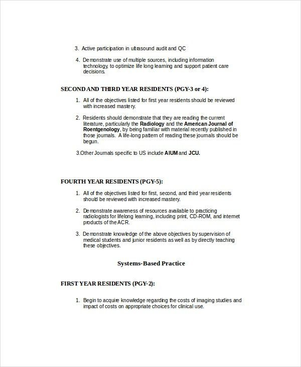 Ultrasound Technician Resume - 6+ Free PDF Documents Download ...