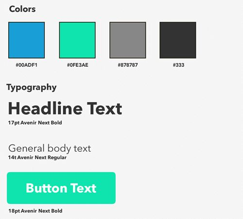 How To Make An Effective Style Guide With Adobe Fireworks