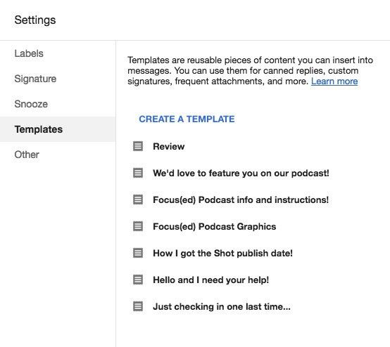 Why Inbox by gmail rocks my world — cinnamonwolfe.co