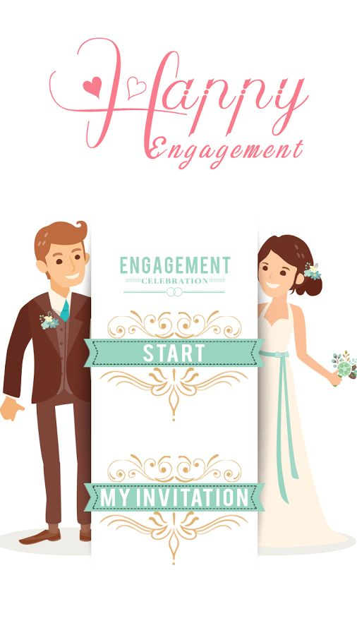 Engagement Invite Card Maker - Android Apps on Google Play