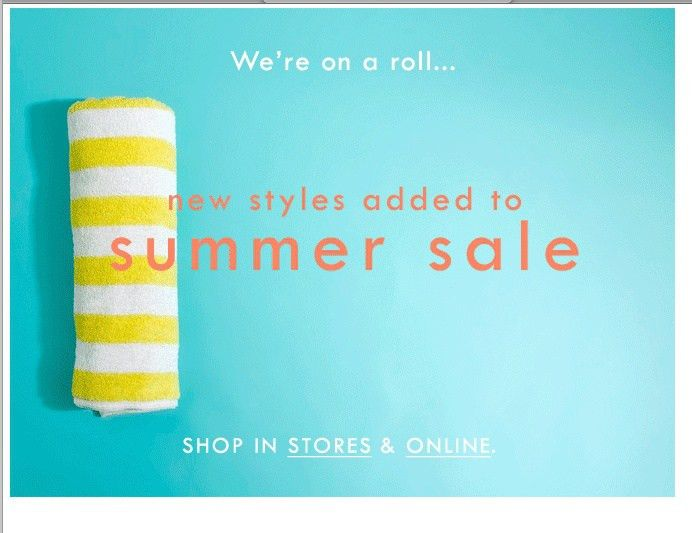 120 best sale images on Pinterest | Email design, Email ...