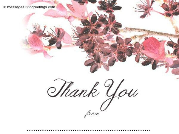 Exceptional Thank You Card Template Free About Awesome Wedding ...