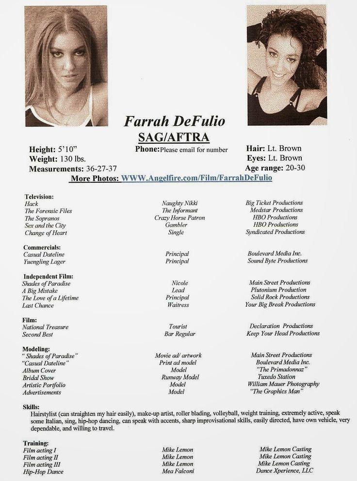 modeling career resume modeling resume resume cv cover letter