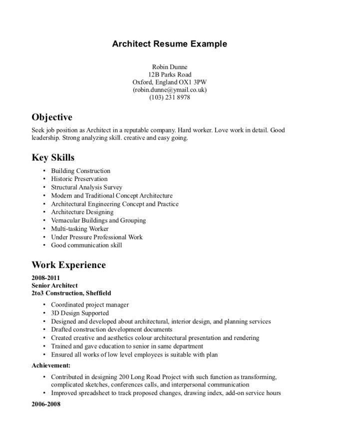 No Experience High School Resume - Best Resume Collection