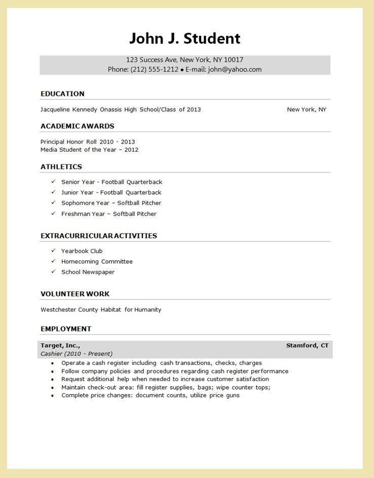 Resume Template Microsoft. 50 Creative Resume Templates You Won'T ...