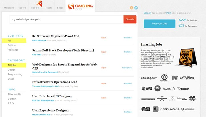 10 Best Places to Find Freelance Graphic Design Jobs