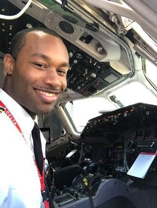From flight camp to first officer: 'I've reached my dream airline ...