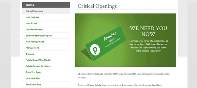 Publix Job Application - Adobe PDF - Apply Online