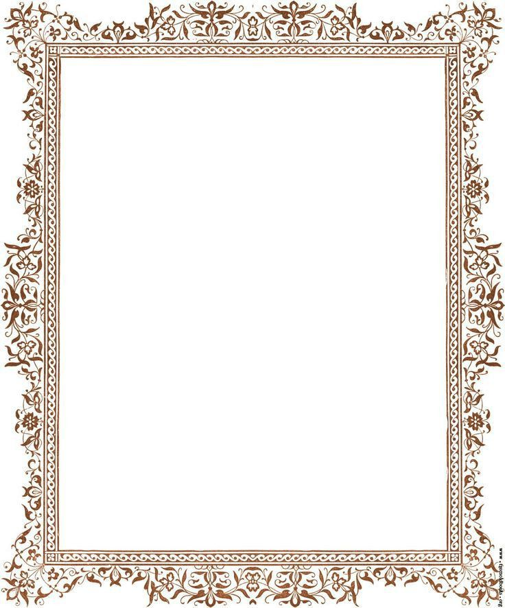 20 best borders images on Pinterest | Certificate templates ...