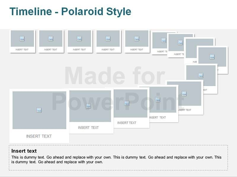 Facebook Timeline Powerpoint Template - Metlic.info