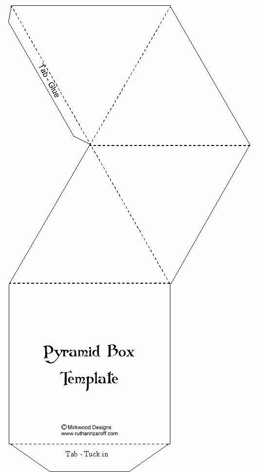 Learn | Box templates, Box and Advent calendars