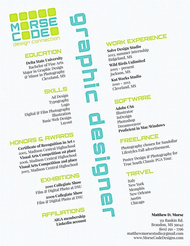 Graphic Design Intern Resume Sample Graphic Design Intern Resume ...