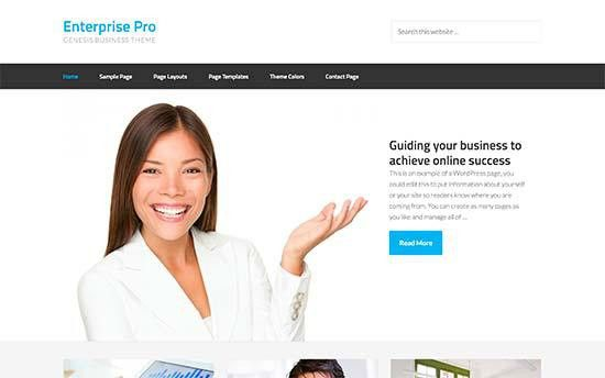 29 Best Corporate WordPress Themes for Your Business (2017)