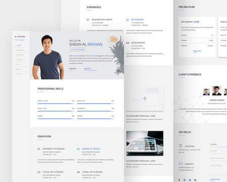 Resumes & Cover Letters Services on Envato Studio