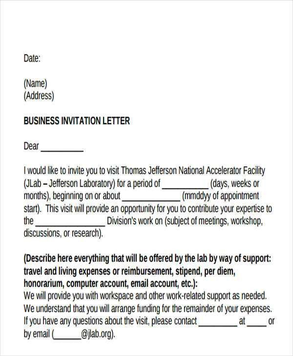 34+ Formal Letter Examples | Free & Premium Templates