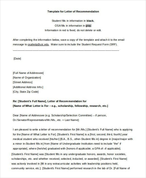 Professional Letter Format - 5+ Free Word, PDF Documents Download ...