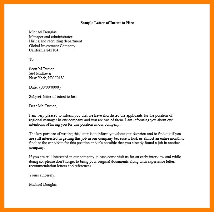 5+ hire letter template | coaching-resume
