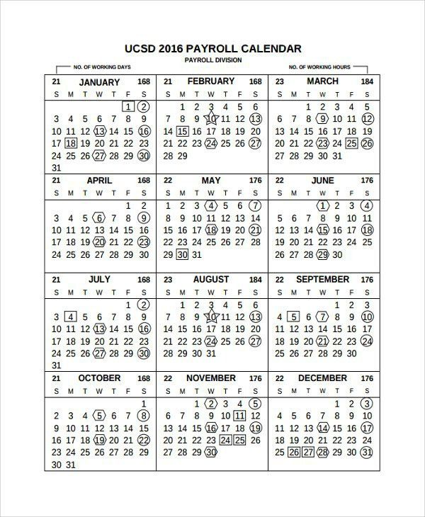 Payroll Schedule Template. fiscal calendars 2017 as free printable ...