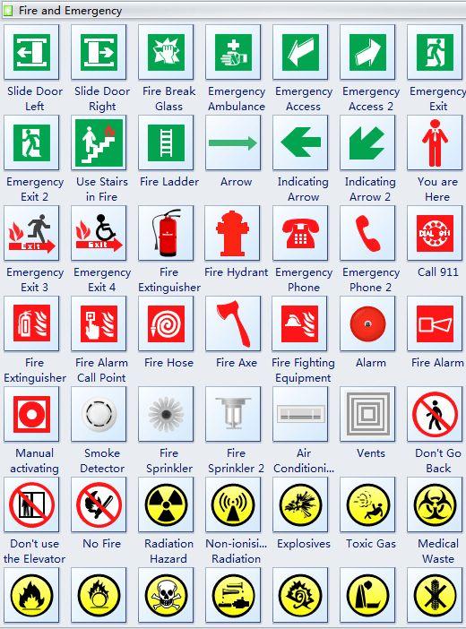 Fire Evacuation Diagrams, Free Download Fire Evacuation Diagram ...