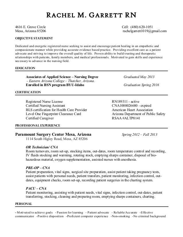 sample nursing resume cover letter community mental health nurse ...