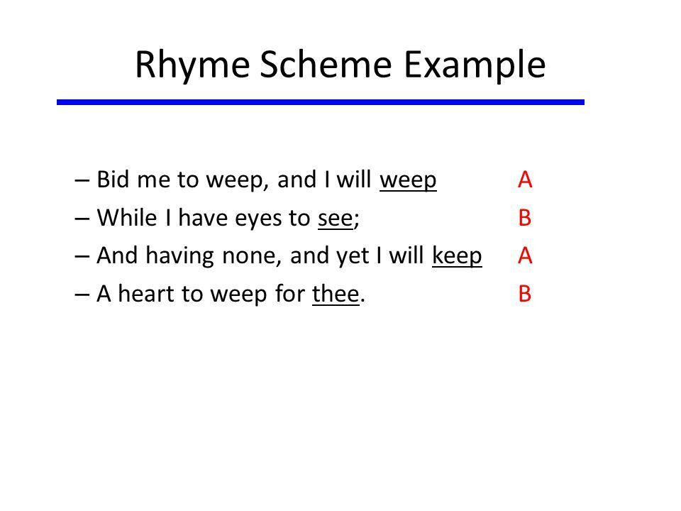 Musical Devices In Poetry - ppt video online download