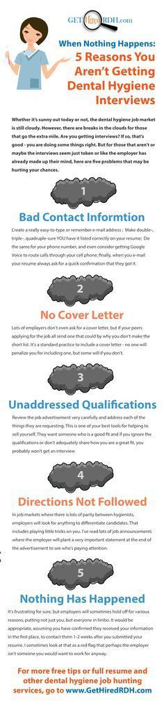 We are dental hygiene resume experts! Contact us today for a FREE ...
