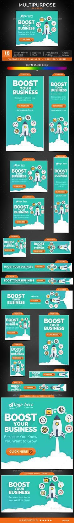 Phone Deals Banner Ad Template PSD | Buy and Download: http ...