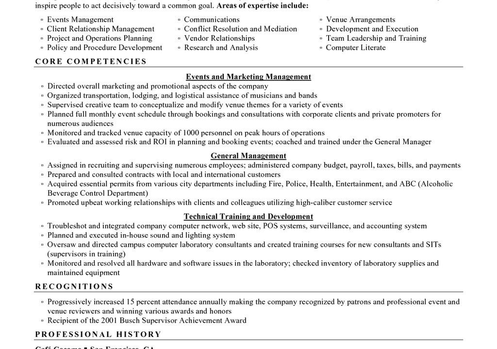 Program Coordinator Resume. training coordinator resume samples ...