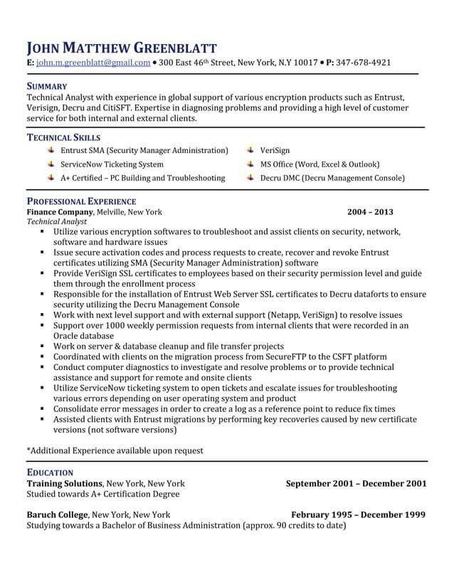 Professional Resume Writing Service NJ | Five Star Resume