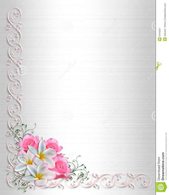 Wedding Invitations Backgrounds | PaperInvite