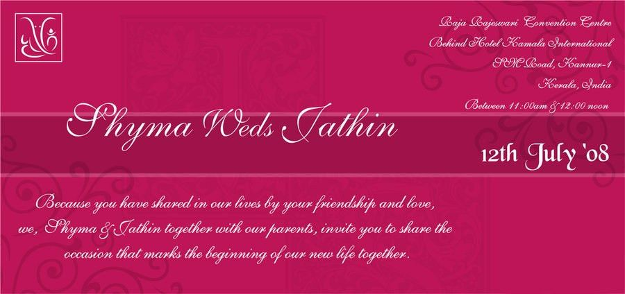 Latest trend of E Card Invites 64 On Online Engagement Invitation ...