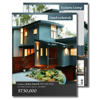 Real Estate Brochures | Real Estate Agent Resources | Pinterest ...