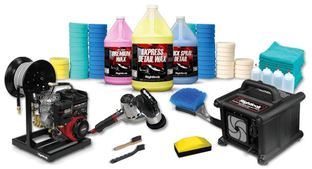 Auto Detailing Supplies & Equipment - Rightlook.com